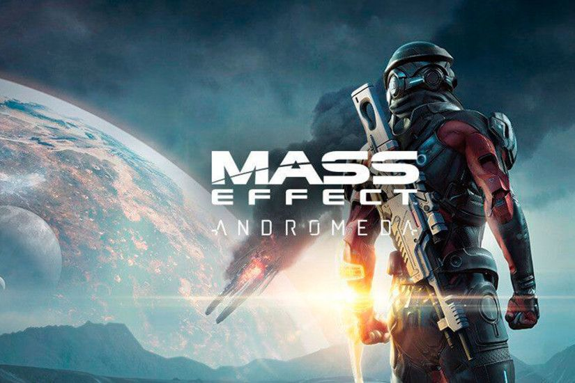 Wallpaper HD Mass Effect Andromeda #MassEffect4 #MassEffectAndromeda #EA  #ElectronicArts #Rol #