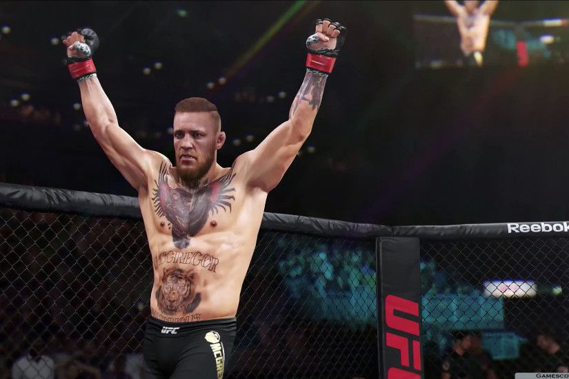 EA Sports UFC 2 Cool HD Wallpaper 1920x1080 ...