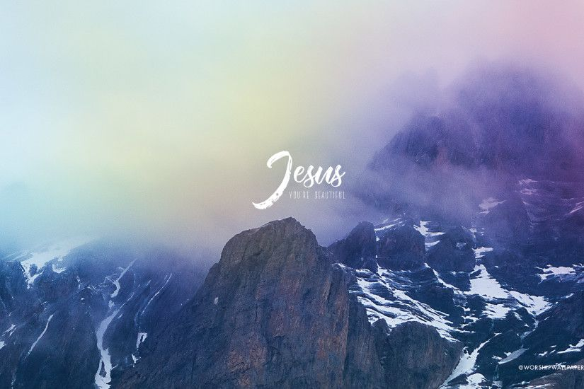 jesus-youre-beautiful-laptop. Laptop Wallpaper