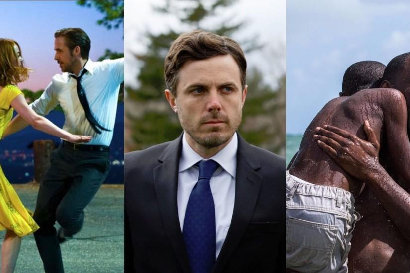 """La La Land,"" ""Manchester by the Sea"" and ""Moonlight"" earned Golden Globes  nominations for picture, director, writing and acting -- another sign that  these ..."