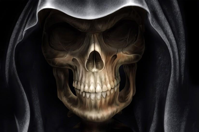 skull backgrounds 1920x1200 free download