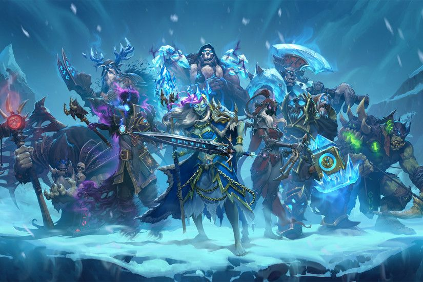 ... Wallpaper Death Knight Heroes