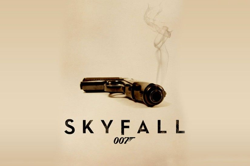 James Bond 007 Movie Skyfall