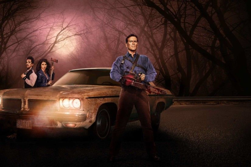 "Thoughts on ""Ash vs Evil Dead"" Season One"
