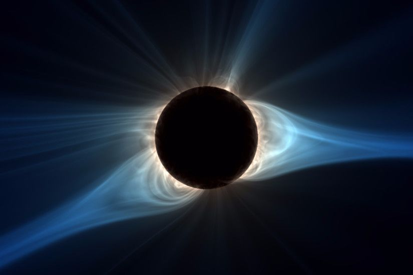 Solar eclipse science: Supercomputers show how totality will look -  Business Insider