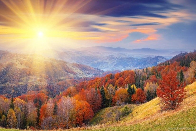 Beautiful Fall Desktop Backgrounds