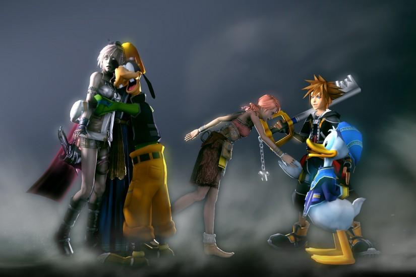 Kingdom Hearts XIII by Yhrite on DeviantArt