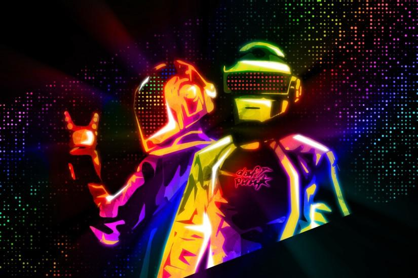 gorgerous daft punk wallpaper 1920x1080 for pc