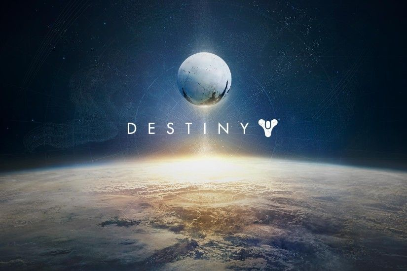 Logo Destiny Wallpaper HD | PixelsTalk.