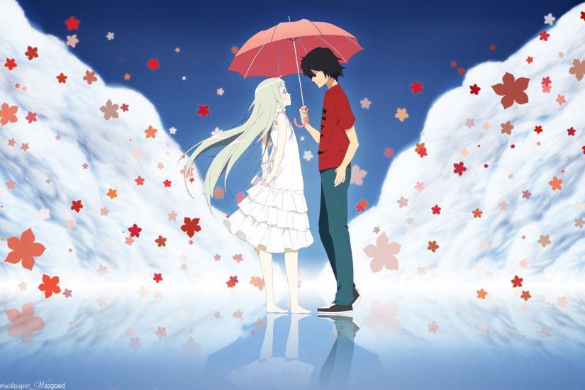 Cute Anime Couple Images One Hd Wallpaper Pictures Backgrounds