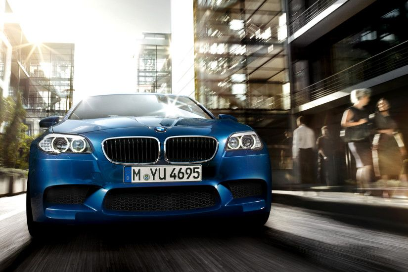 2012 BMW M5 F10 High res Wallpapers