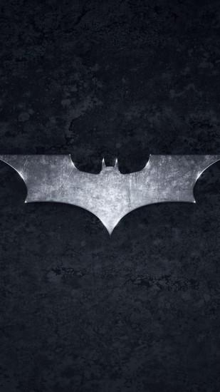 Wallpaper full hd 1080 x 1920 smartphone batman logo