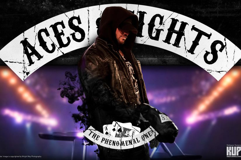 Aces and Eights AJ Styles wallpaper 1920×1200 ...
