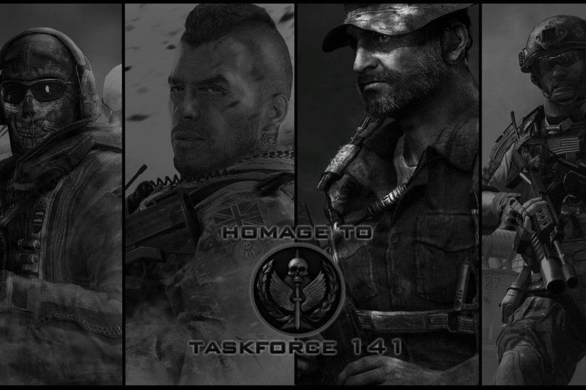 1920x1080 Task Force 141 - Disavowed by mildirk on DeviantArt