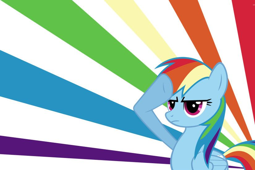 ... Rainbow Dash wallpapers ...
