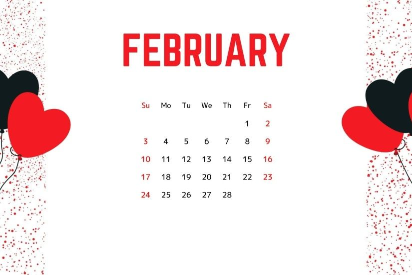 february 2019 hd wallpaper calendar