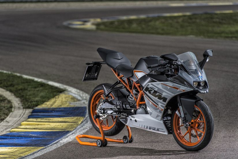 KTM RC 200 And 390