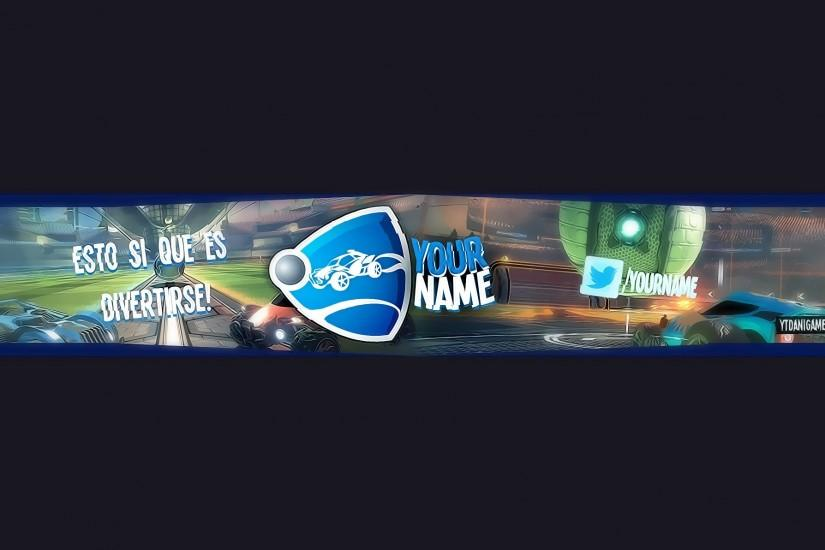 Rocket League Free Banner