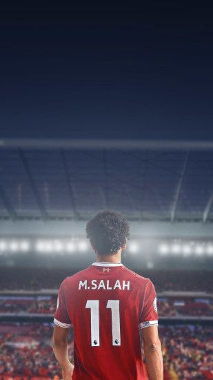 Mohamed Salah mobile wallpaper 2.0 [OC] ...