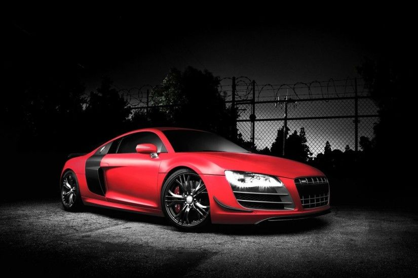 Red Audi R8 GT - Most Stylish Audi Edition | HD Audi Wallpaper Free  Download ...