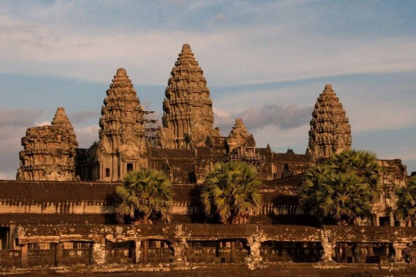 HD Wallpaper | Background ID:481014. 1920x1080 Religious Angkor Wat. 19  Like. Favorite