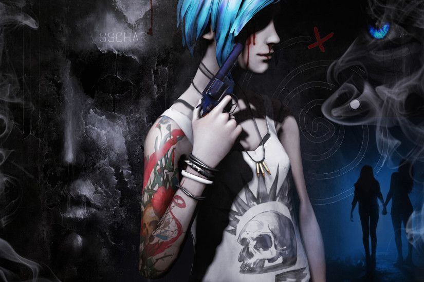 ... Life Is Strange - Chloe Price Wallpaper 1 by SSchar