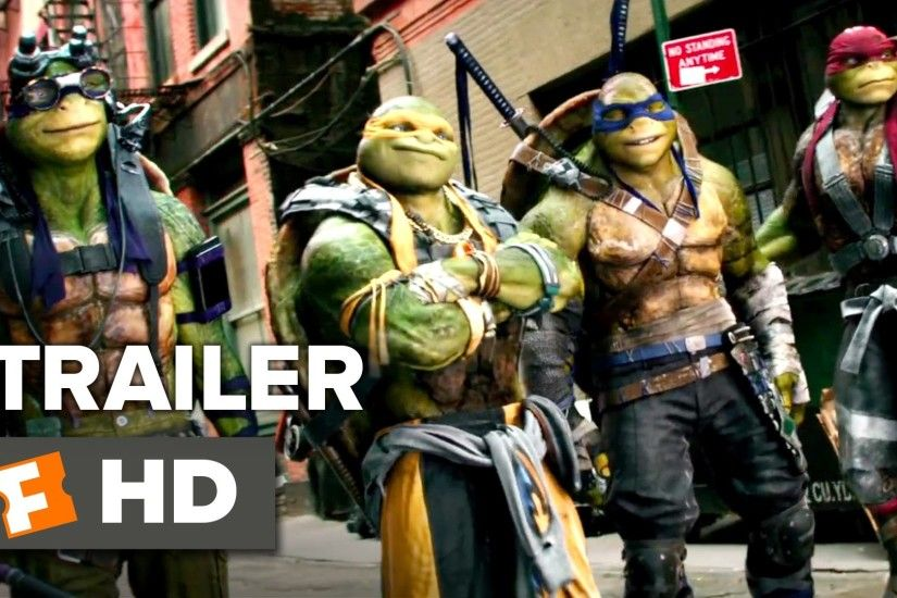 Teenage Mutant Ninja Turtles: Out of the Shadows Official Trailer #1 (2016)  - Megan Fox Movie HD - YouTube
