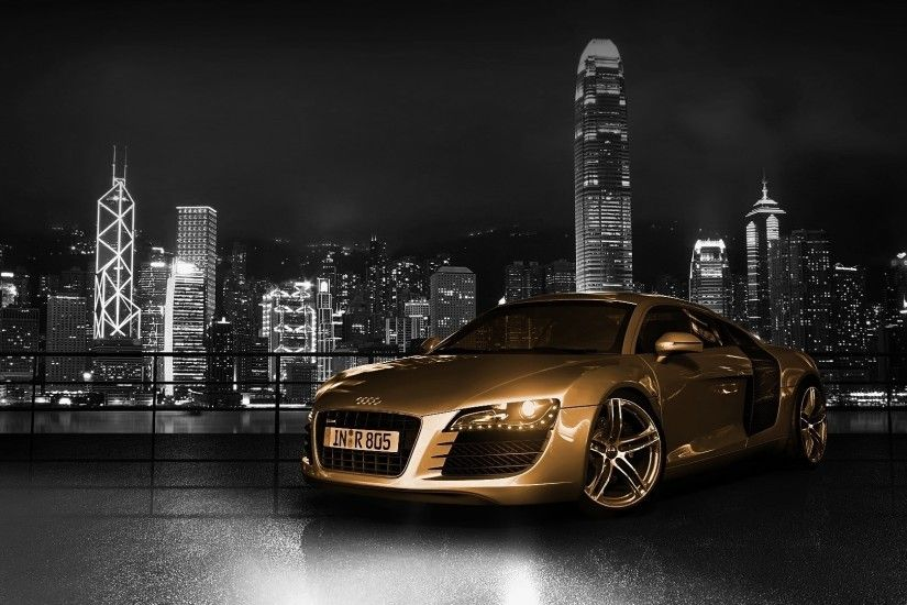 HD Wallpapers Widescreen 1080P 3D | Wallpaper HD Widescreen 4 « Wallpapers  Point · Gold WallpaperAudi R8 ...
