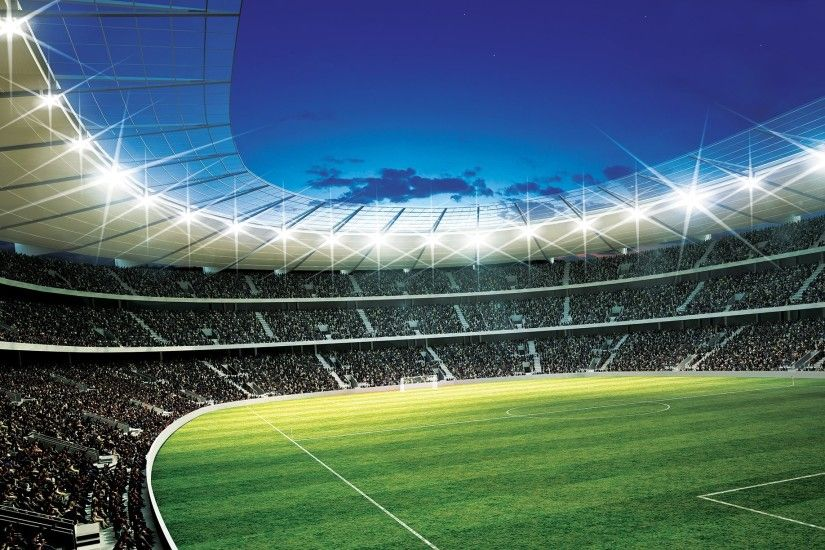 ... spotlights at the stadium wallpapers high quality free ...