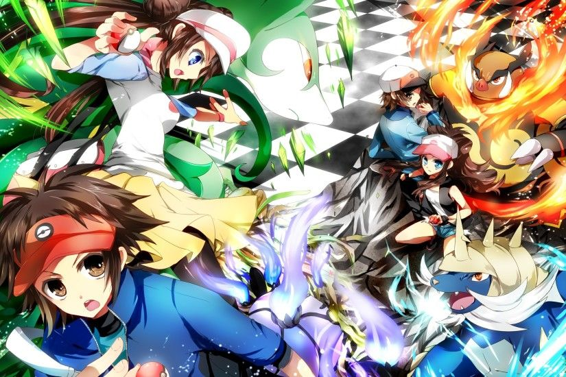 805KiB, 2047x1447, pokemon-trainers-black-white-vs-pokemon -trainers-black2-white2-223261.jpg