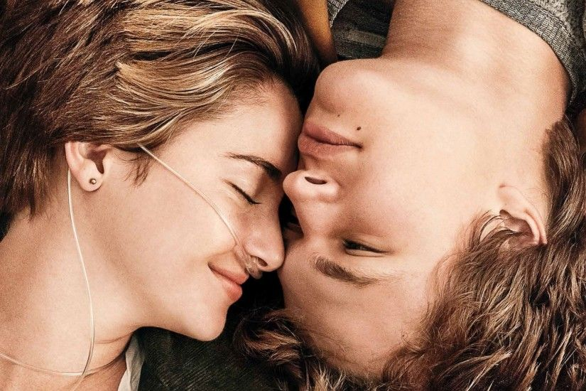 3840x2160 Wallpaper the fault in our stars, shayleen woodley, ansel elgort,  hazel grace