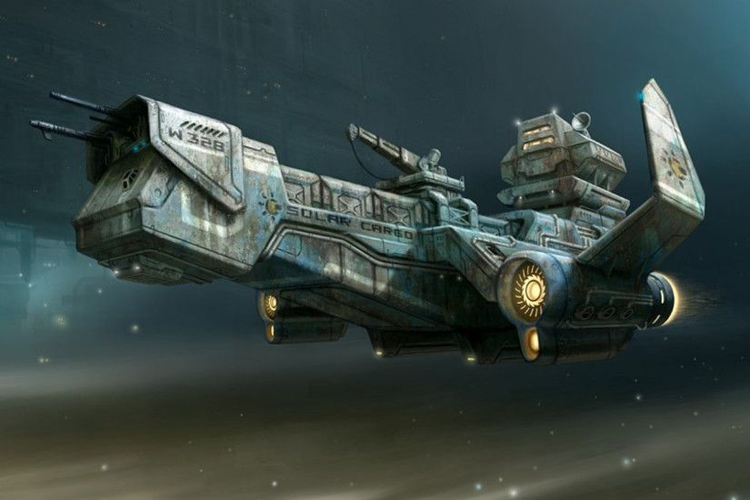 Sci Fi Spaceship 6208362 Wallpaper for Free | Fantastic FHDQ Wallpapers -  HD Wallpapers