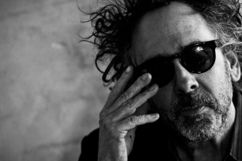 Monochrome Tim Burton Wallpaper 59353
