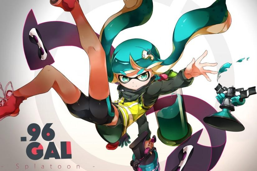 splatoon wallpaper 1920x1080 retina