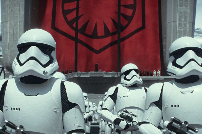 Movie Star Wars Episode VII: The Force Awakens Star Wars Stormtrooper  Wallpaper