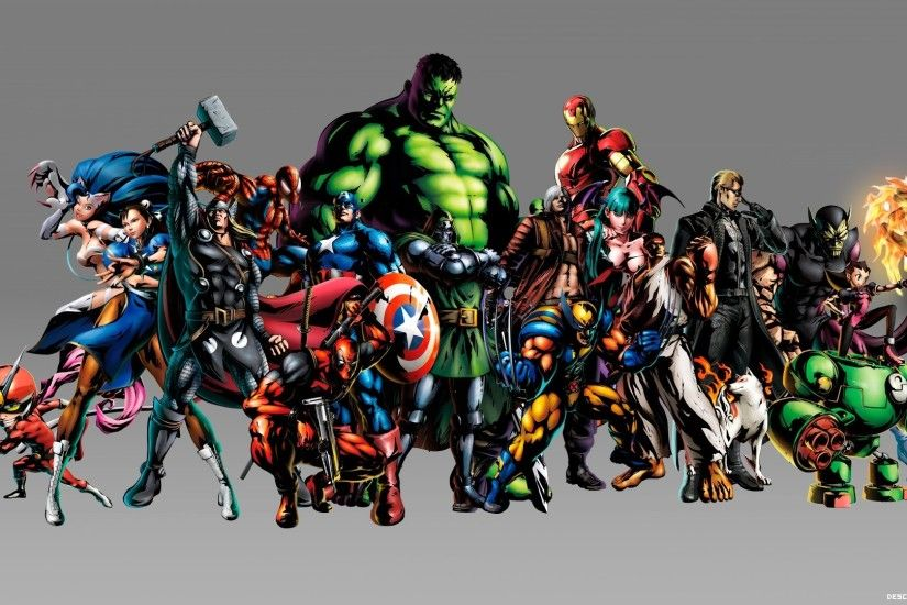 Marvel Super Heroes Exclusive HD Wallpapers #6647