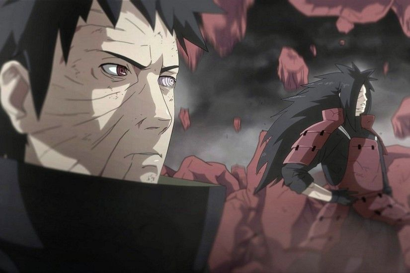 Obito Uchiha Wallpapers - Wallpaper Cave