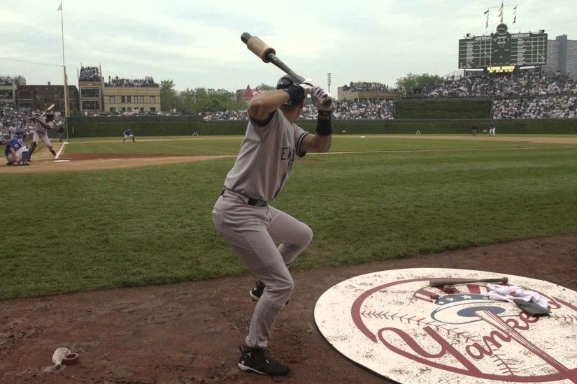 Captain's Log: Derek Jeter says farewell to Wrigley Field