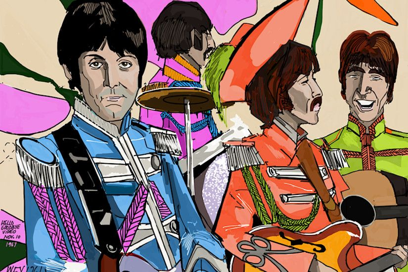 In what's likely to be the first of a series of Sgt. Pepper discussions,  Robert and Richard attempt to sort out their feelings toward a most  complicated and ...