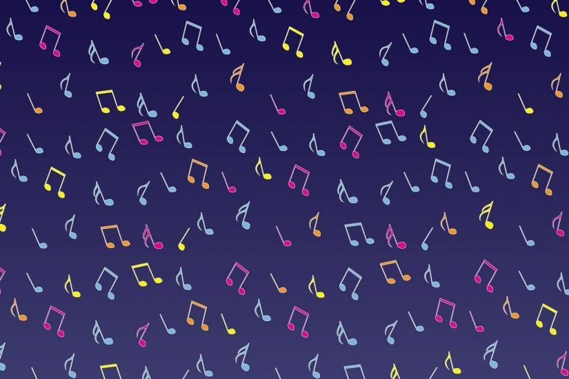 Musical Notes wallpapers HD free - 281265