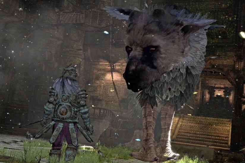 Top 2016 The Last Guardian 4K Wallpapers