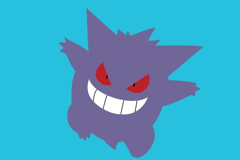 gengar wallpaper 1920x1080 for hd 1080p