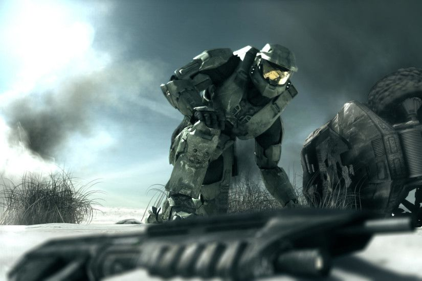 Halo 3 Master Chief Wallpaper Mobile Phones