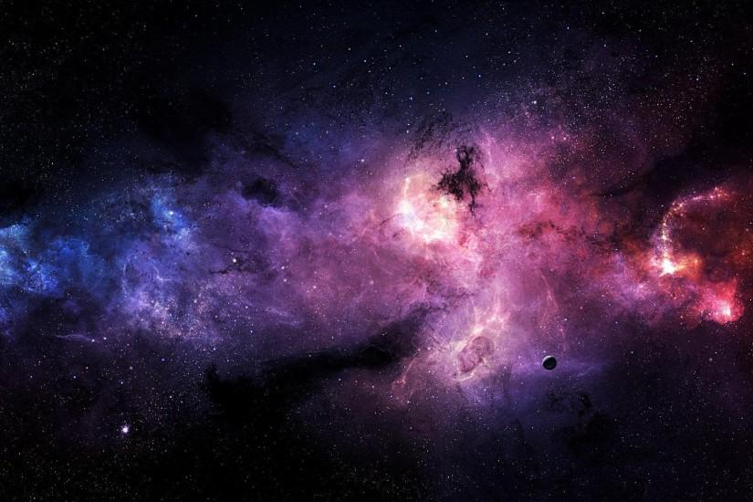 widescreen space background hd 3840x2160