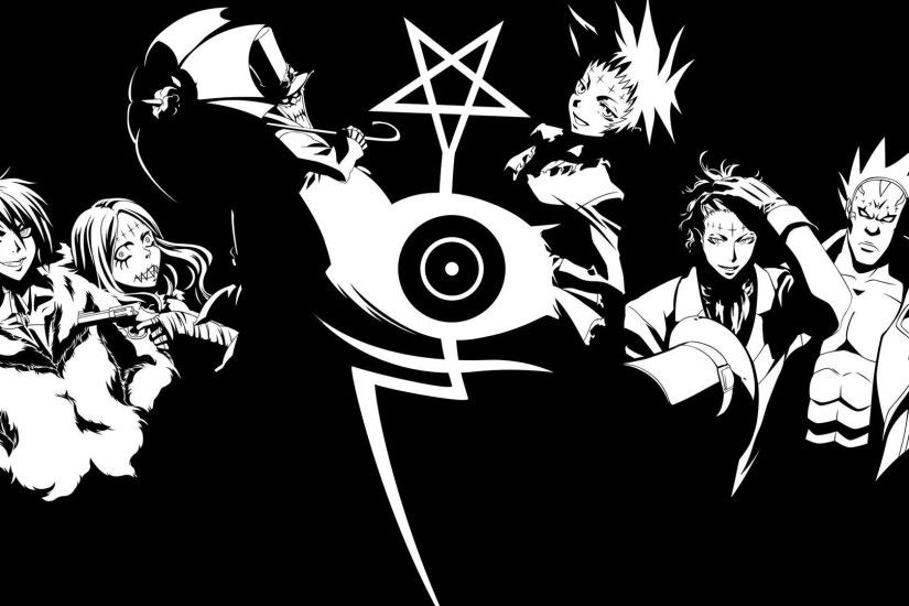 D.Gray-man Anime WallPaper HD - http://imashon.com
