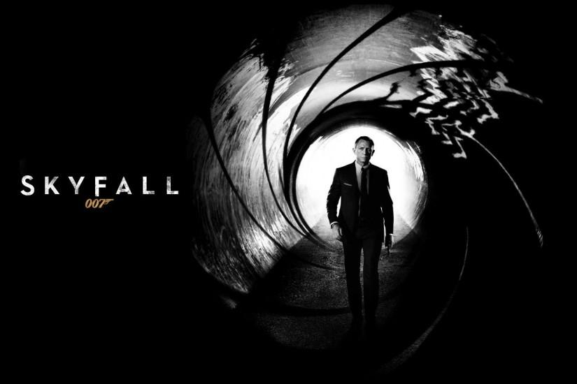 James Bond - Skyfall wallpaper - Movie wallpapers - #