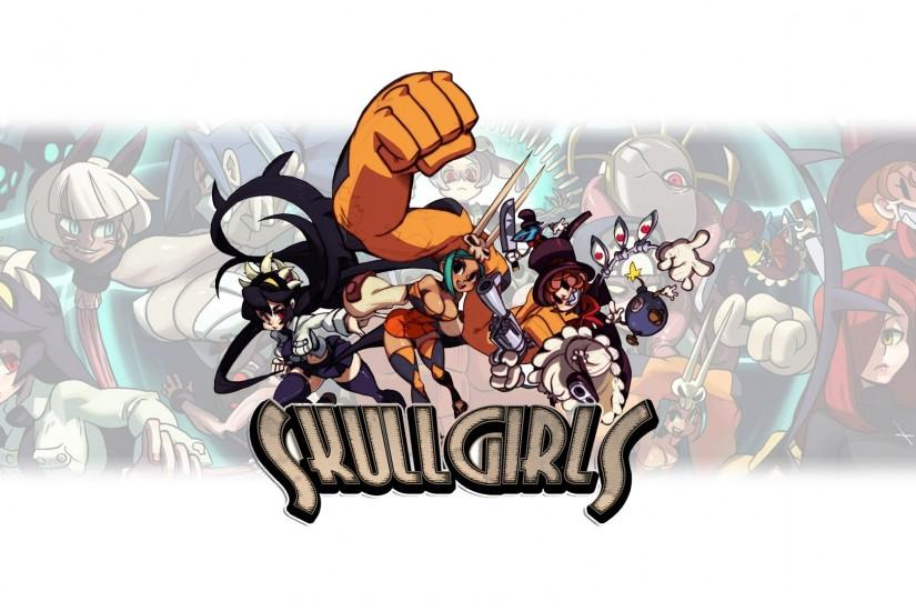 skullgirls ps3 wallpaper ...