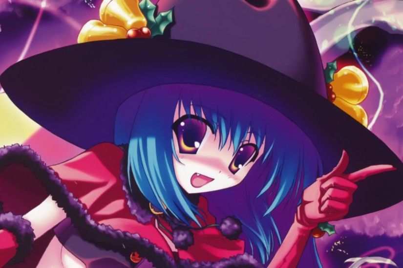 Anime Halloween 2013.Android wallpaper.2160x1920 (9)
