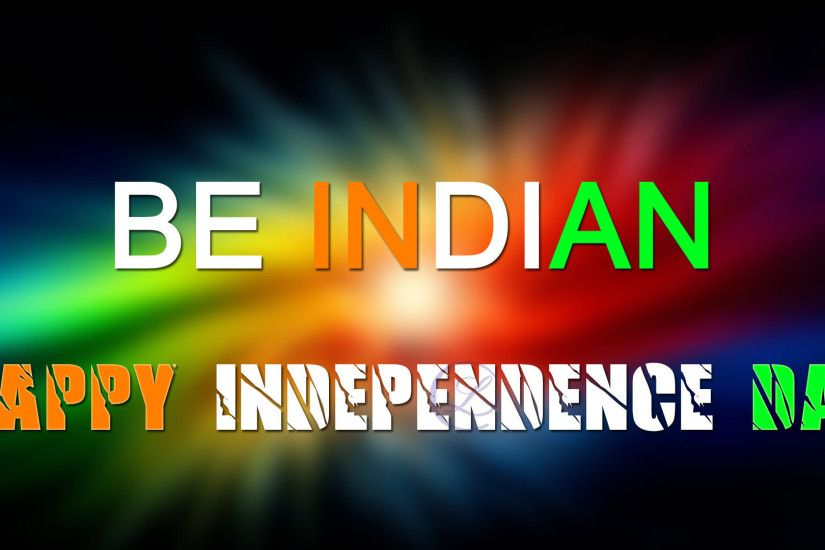 Indian Independence Day HD Wallpaper For Desktop