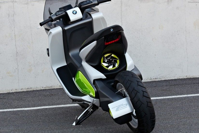 BMW Concept e Scooter 2011